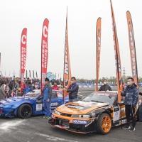 玛吉斯DRS车队王祺出征D1 GP北京站