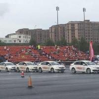 D1 GP飘移上海开战 中国选手止步八强