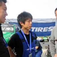 访问|国外车手看D1GP飘移大奖赛中国杯