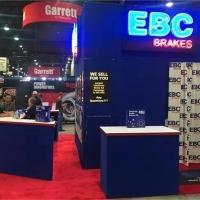 EBC刹车片在GT Show给你好看!