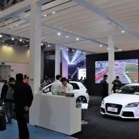 世界500强品牌 德国ZF亮相GT Show