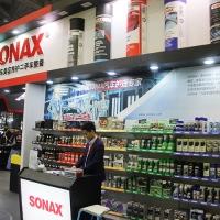 SONAX&来福品牌亮相GT Show改装展
