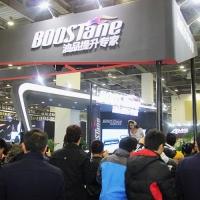 潮流歌舞 BOOSTane展台嗨翻GT Show