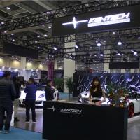 美国KENTECH 排气登陆GT Show