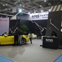 国货精品 MRG排气现身GT Show