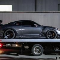 1500马力怪兽 改装GT-R将亮相SEMA