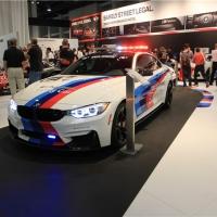MotoGP、DTM指挥官:宝马M4安全车