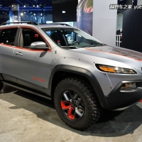 2014SEMA:Jeep携强大越野阵容参展