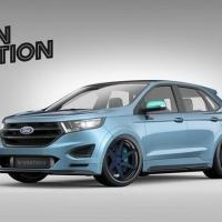 福特锐界三款定制车型将亮相SEMA展会