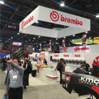 车质汇带您看Brembo 2015 SEMA展