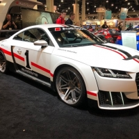 2017SEMA TT clubsport turbo概念车